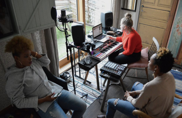 Stockholm Song Writing Camp